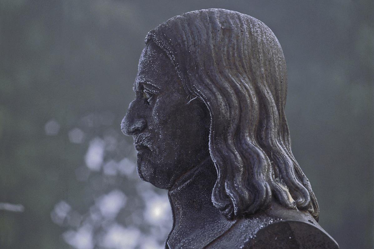 Büste Konrad Widerholts