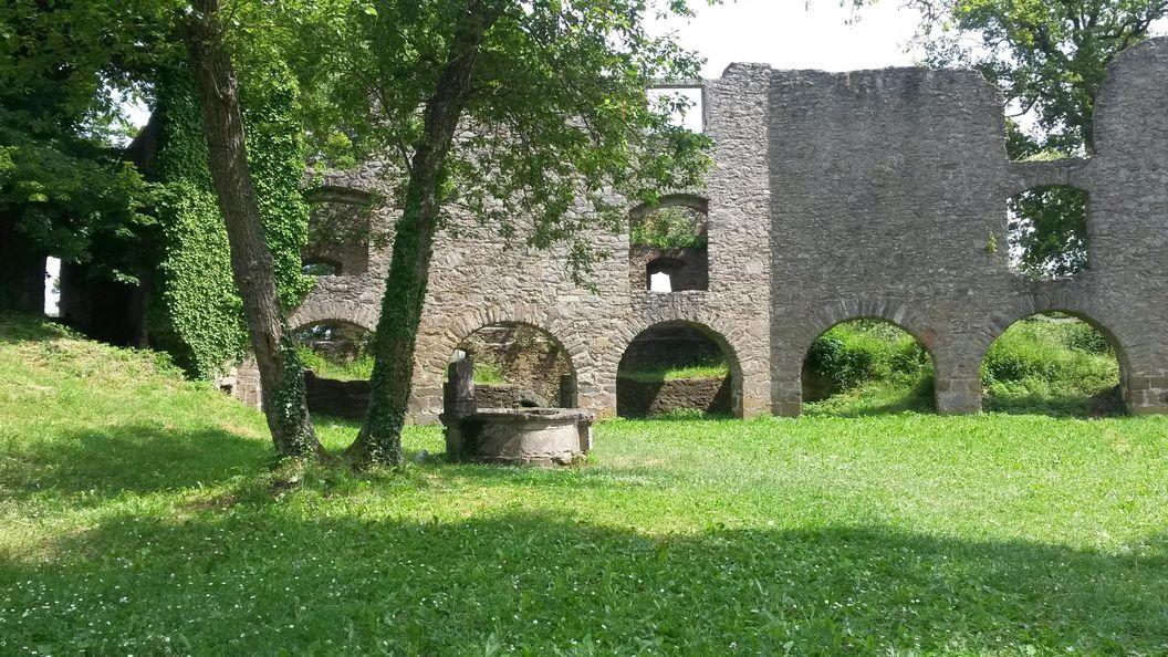 Festungsruine Hohentwiel; Foto: Staatsanzeiger für Baden-Württemberg
