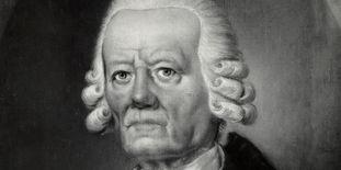 Porträt Johann Jakob Mosers, Gemälde um 1780