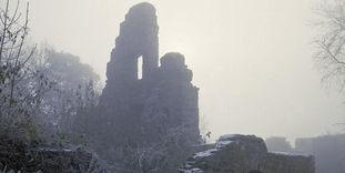 Festungsruine Hohentwiel, Soldatenunterkunft