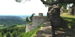 Festungsruine Hohentwiel, Foto: Staatsanzeiger Baden-Württemberg GmbH & Co. KG, Cornelia Lindenberg