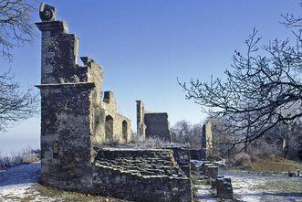 Ruines du château-fort de Hohentwiel