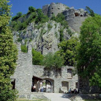 Festungsruine Hohentwiel, Untere Burgtor