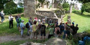 Festungsruine Hohentwiel, Event, Hohentwiel-Tag, Besucher