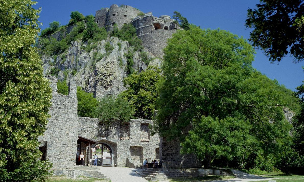 Hohentwiel Fortress Ruins